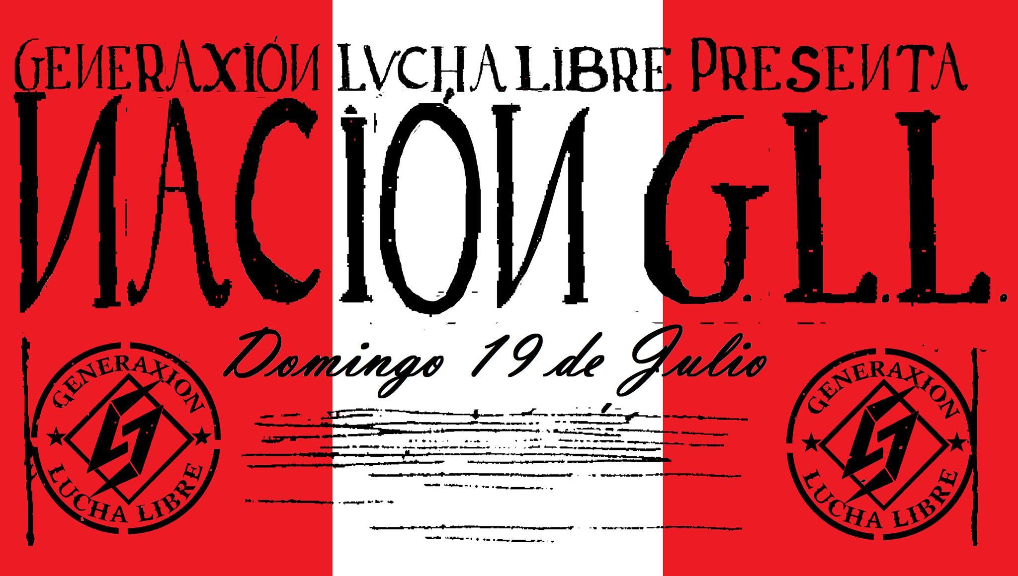 Poster del evento Nación GLL