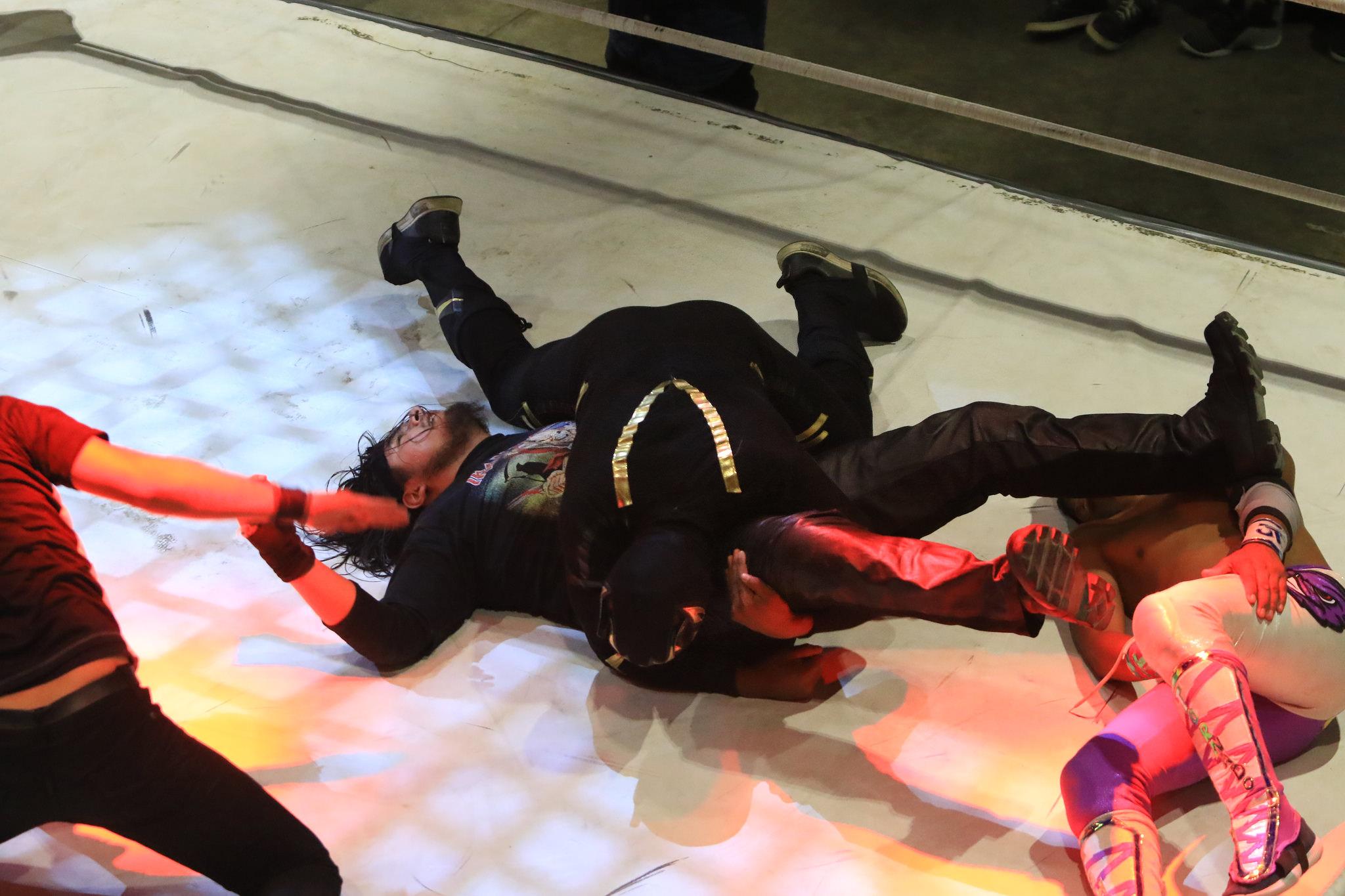 Luchador peruano Pantera