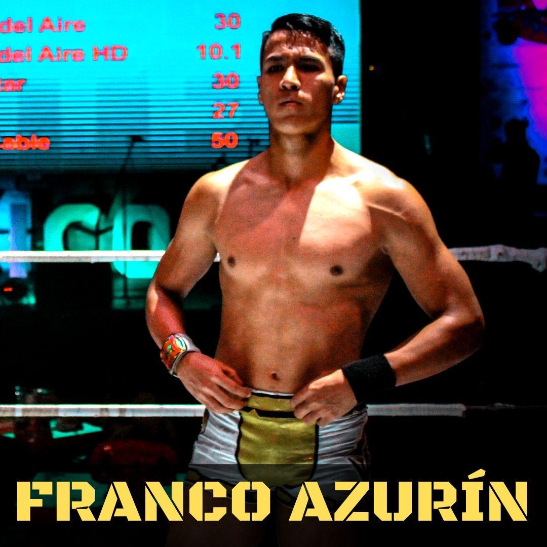 Luchador Azurín